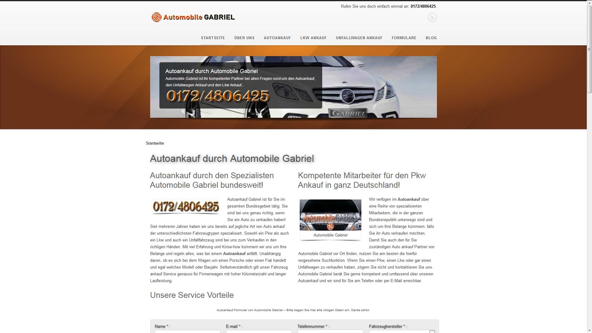 Autoankauf München: Ankauf von Gebrauchtwagen