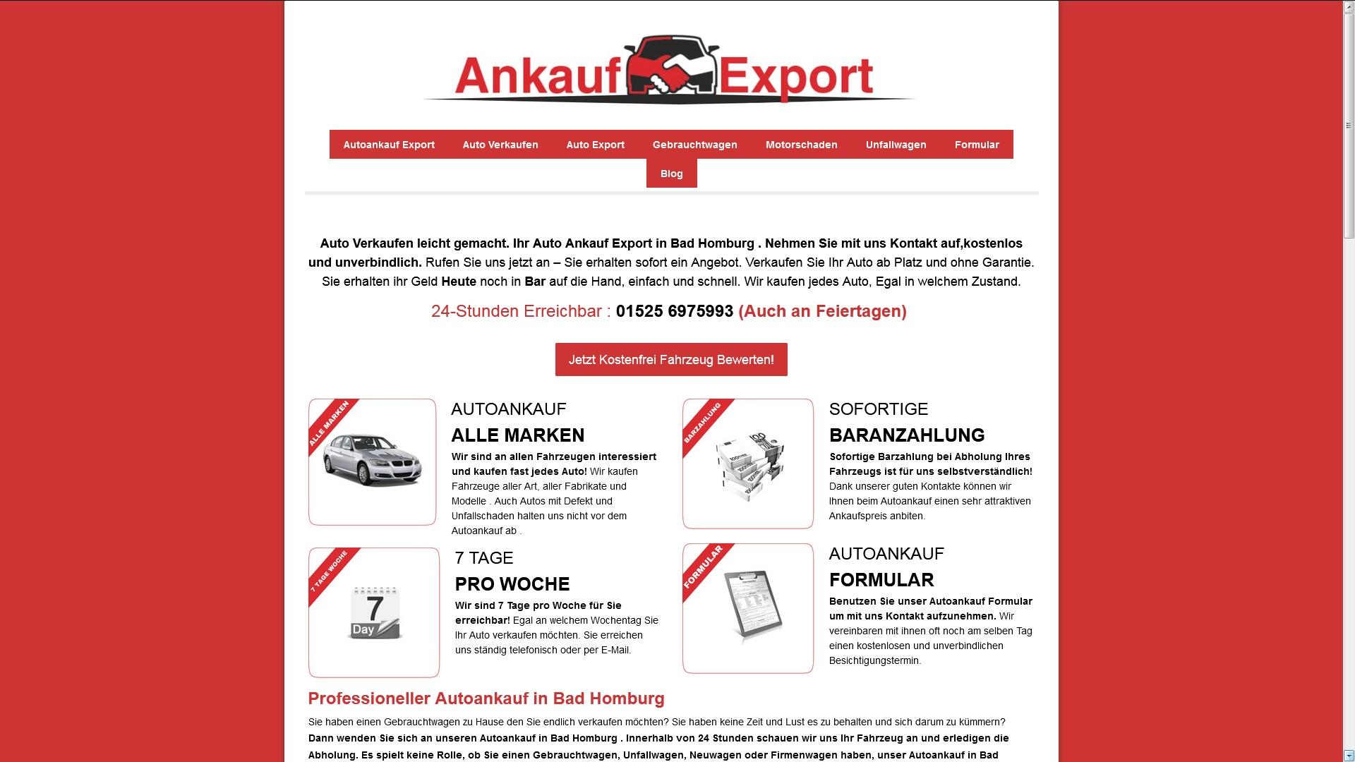 Autoanakuf Hamm